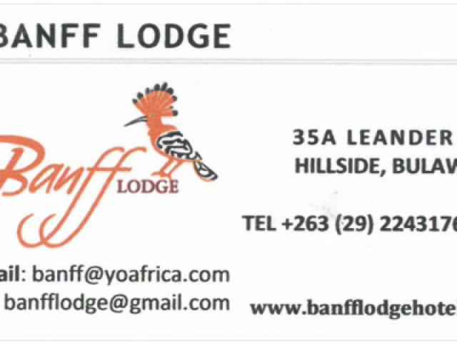 Banff Lodge