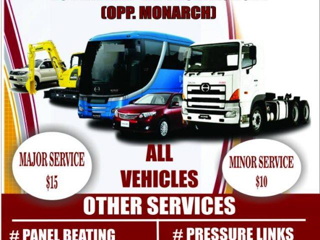 Chams Workshop and Transport Logistics