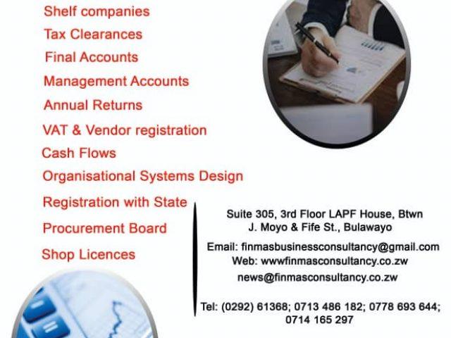 Finmas Business Consultancy