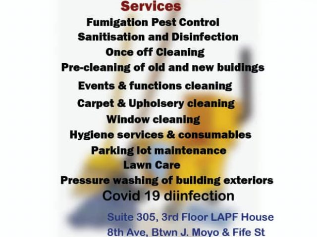Rise N Shine Cleaning Services