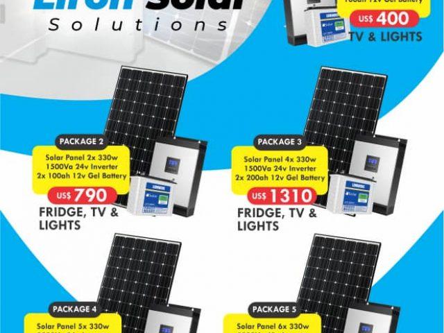 LIRON SOLAR SYSTEMS
