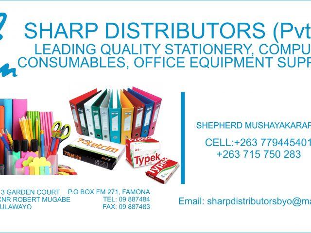Sharp Distributors