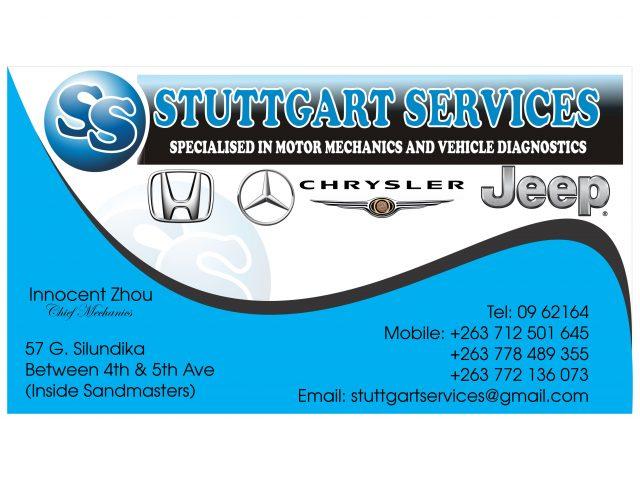 Stuttgart Services