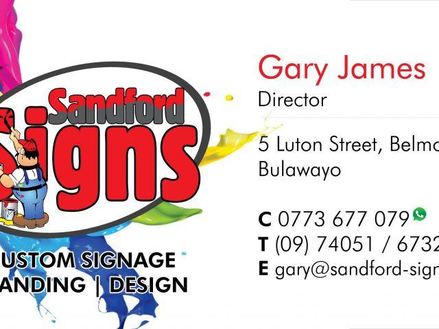 Sandford Signs