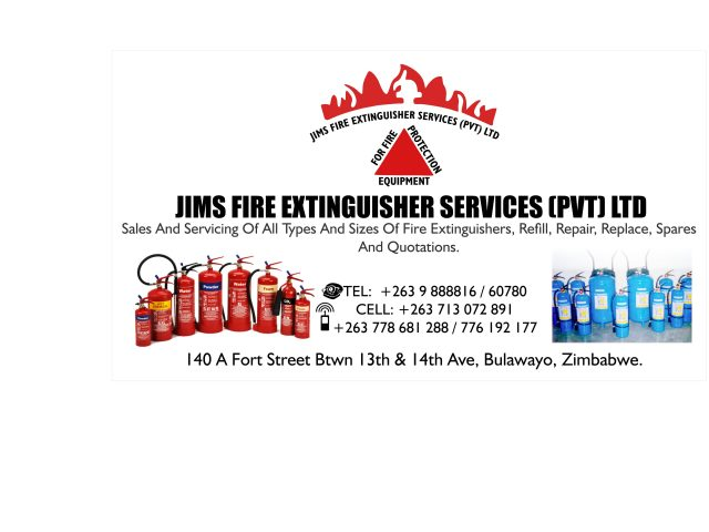 Jims Fire Extinguisher Services