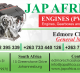 JAP AFRICA ENGINES (PVT) LTD