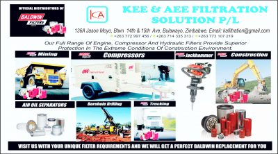 Kee and Aee Filtration Solution