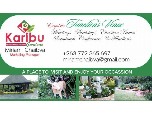 Karibu Gardens